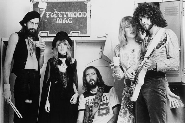 Top 10 Fleetwood Mac Band Songs