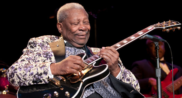 Best Top 10 B.B. King Songs Albums Age Height Net Worth